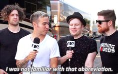 Will 5SOS collaborate with Fall Out Boy?<<< I SURE HOPE NOT<<<<I'M NOT TH ONLY ONE WHO LOVES FOB BUT HATES 5SOS!!