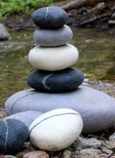 Zen Meditation Stone Cushions Pillows   Zen Inspirations