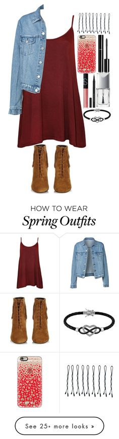 """Spring"" by ines-lynch on Polyvore featuring WearAll, Yves Saint Laurent, BOBBY, Casetify, Chanel, Christian Dior, Kevyn Aucoin, NARS Cosmetics and Jewel Exclusive"