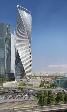 MOSCOW   Evolution   241m   837ft   57 fl   T/O - SkyscraperCity