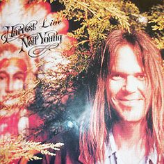 Neil Young Harvest Live SEALED Vinyl LP Rare