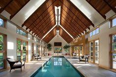 Turkey Farm contemporary-pool    Akar Architecture