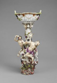Möllendorf service. Place of origin: Meissen, Germany (made). Date: ca. 1761 (made). Artist/Maker: Kändler, Johann Joachim, born 1706 - died 1775 (The service was made under the direction of Frederick the Great, King of Prussia. The reliefs were d, Designer). Meissen porcelain factory (manufacturer). Materials and Techniques: Hard-paste porcelain with moulded and applied decoration, painted in enamels and gilt. Courtesy: © Victoria and Albert Museum, London (UK).