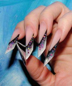 #Köröm: Hegyi Krisztina #nails #nailart #hungariannail #krisztinahegyi