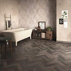 16 meilleures images du tableau carrelage imitation parquet bois style chevron tile. Black Bedroom Furniture Sets. Home Design Ideas