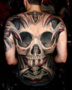 Skull Tattoos - Inked Magazine
