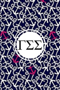 Gamma sigma sigma monogram lilly iPhone background Gamma Sigma Sigma, Delta Phi Epsilon, Go Greek, Greek Life, Big Little Week, Secret Sister Gifts, Sorority Life, Madness, Iphone Backgrounds