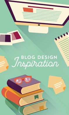 On the Creative Market Blog - Blog Design Inspiration From Some of The Most Awesome Sites We've Seen. There's also a free downloadable toolkit to design your site or blog.