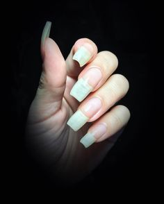 Cute Nails, top tips 3938449191 to get. Find inspiration now! Long Nail Designs, Creative Nail Designs, Creative Nails, Neon Nails, My Nails, Cute Nails, Pretty Nails, Long Natural Nails, Gel Nails At Home