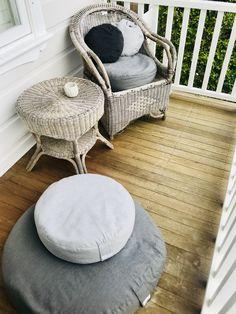 Australian made, eco friendly cushions - made to order. Meditation Cushion, Home Health, Outdoor Cushions, Health And Wellbeing, Own Home, Home And Living, Eco Friendly, Armchair, Mandala