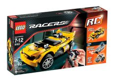 LEGO Track Turbo RC