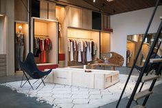 the marant philes... #isabelmarant new store pics