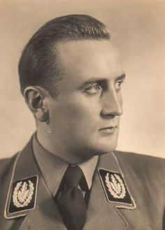 Artur Axmann (18 February 1913 – 24 October 1996) was the German Nazi leader of the Hitler Youth (Reichsjugendführer) from 1940 through war's end in 1945.
