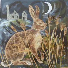 Harvest Hare Mark Hearld