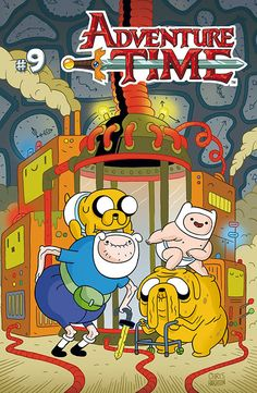 Tags: Adventure Time, Finn Mertens The Human, Jake The Dog, Old, Young, Cover
