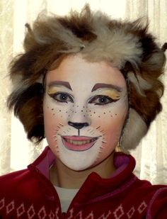 Etcetera CATS Musical Makeup by ~enkelikitten on deviantART