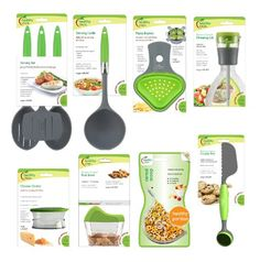 Jokari Healthy Steps Portion Control Diet / Weight Loss 10pc Utensil Kitchen Tool Set Healthy Steps,http://www.amazon.com/dp/B005WCF1KU/ref=cm_sw_r_pi_dp_c9qhtb0W135F47PT $66.97