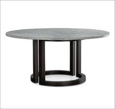 "Dining Room Calvin Klein home, 64"" granite"