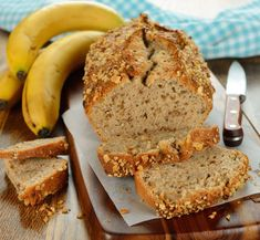 Diabetes diet 384002305726673918 - Dessert sans sucre : banana bread sans sucre Source by Crockpot Banana Bread, Homemade Banana Bread, Gluten Free Banana Bread, Healthy Banana Bread, Baked Banana, Banana Bread Recipes, Roasted Banana, Healthy Sugar, Foods With Gluten