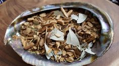 Sahumerio Blend smudge/incense, Palo Santo smudge mix, Reiki infused 1/2 ounce by Kiliamma on Etsy