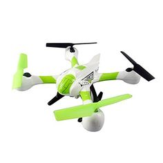 HM1315 2.4GHz 4CH 6-Axis Gyro 360-degree Flip 5.8G Real-time Video Transmission FPV RC Quadcopter Drone RTF with 0.3MP Camera LED Flashing Lights