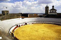 Plaza de toros de Osuna Sevilla España.