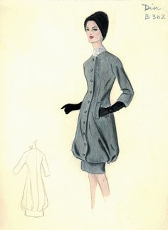 Bergdorf Goodman Archives. Day Dresses & Ensembles: ana_lee