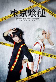 Youlizi(游离籽) Juzo Suzuya Cosplay Photo - WorldCosplay Tokyo Ghoul Follow me on Facebook @ Facebook.com/Kentipede