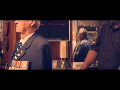 RSL ANZAC Appeal 'The minute of silence' DDB Melbourne - YouTube