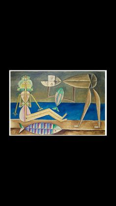 Victor Brauner, Cubism, Contemporary Artists, Golden Age, Painters, Surrealism, French, Paris, American