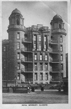 Royal Infirmary Glasgow