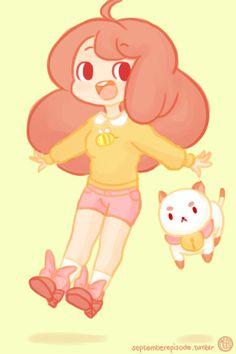 beeeeeee and puppycat!