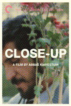 Close Up Abbas Kiarostami