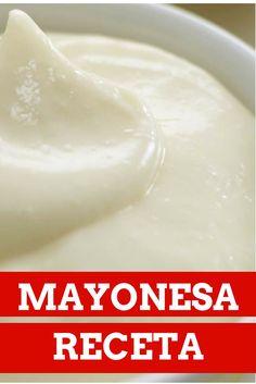 Aprende como hacer paso a paso la famosa Mayonesa Hellmann´s