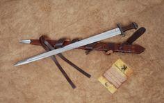 The Oslo Viking Medieval Sword
