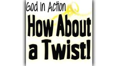 March 16th - Week 11 Day 6 - God In Action
