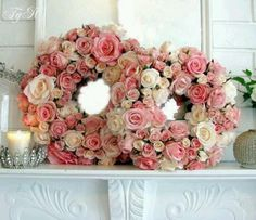Love wreaths