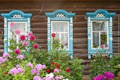 Beautiful Russian Windows...