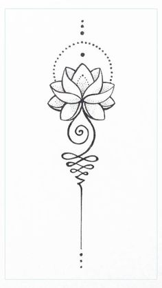 Spine Tattoos, Body Art Tattoos, Sleeve Tattoos, Tatoos, Boho Tattoos, Thigh Tattoos, Lotusblume Tattoo, Tattoo Style, Tattoo Quotes