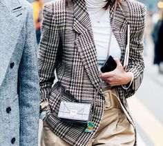 We're Not Really Seeing This Handbag Style Anymore via @WhoWhatWear