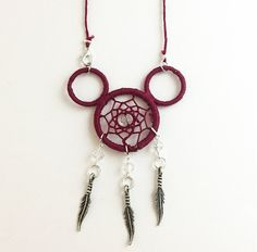 What Do Dream Catchers Do Pink And Purple Minnie Mouse Dream Catcher I Made  You Can Get