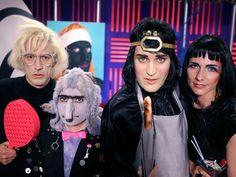 Noel Fielding's Luxury Comedy: the characters