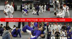Foi realizado no sábado (01/out), em Shanghai (China) o seminário do brasileiro faixa preta de Jiu-Jitsu, prof. Yoski Suto. O Prof. Yoski Suto falou um