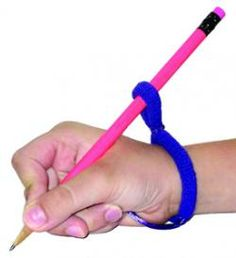I choose this because students in early childhood need help holding pencil and pens. For students with disabilities this tool to demonstrate to students how to hold a pencil correctly while writing. This tool would benefit students who struggle with writing skills. This could be used at any classroom or at home.