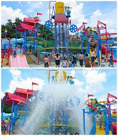 LEGOLAND Florida Water Park. Travelocity #SummerInspiration Sweepstakes! #sponsored @travelocity #LetsGetAway
