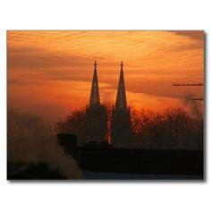 Domblick Postkarte bei Zazzle
