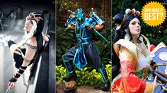 A League of Legendary Cosplayers