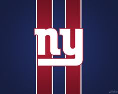 The New York giants are my favorite football team New York Giants Football, Best Football Team, Football Season, New York Giants Logo, Nfl, Go Big Blue, G Man, Season Ticket, New York Jets