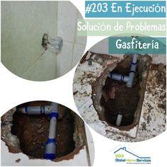 Trabajo de urgencia!! #203ghs @203ghs #gasfiteria