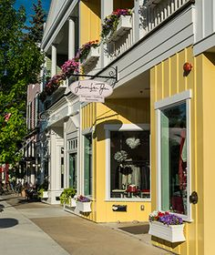 America's Most Romantic Towns: Harbor Springs, MI at #21!!